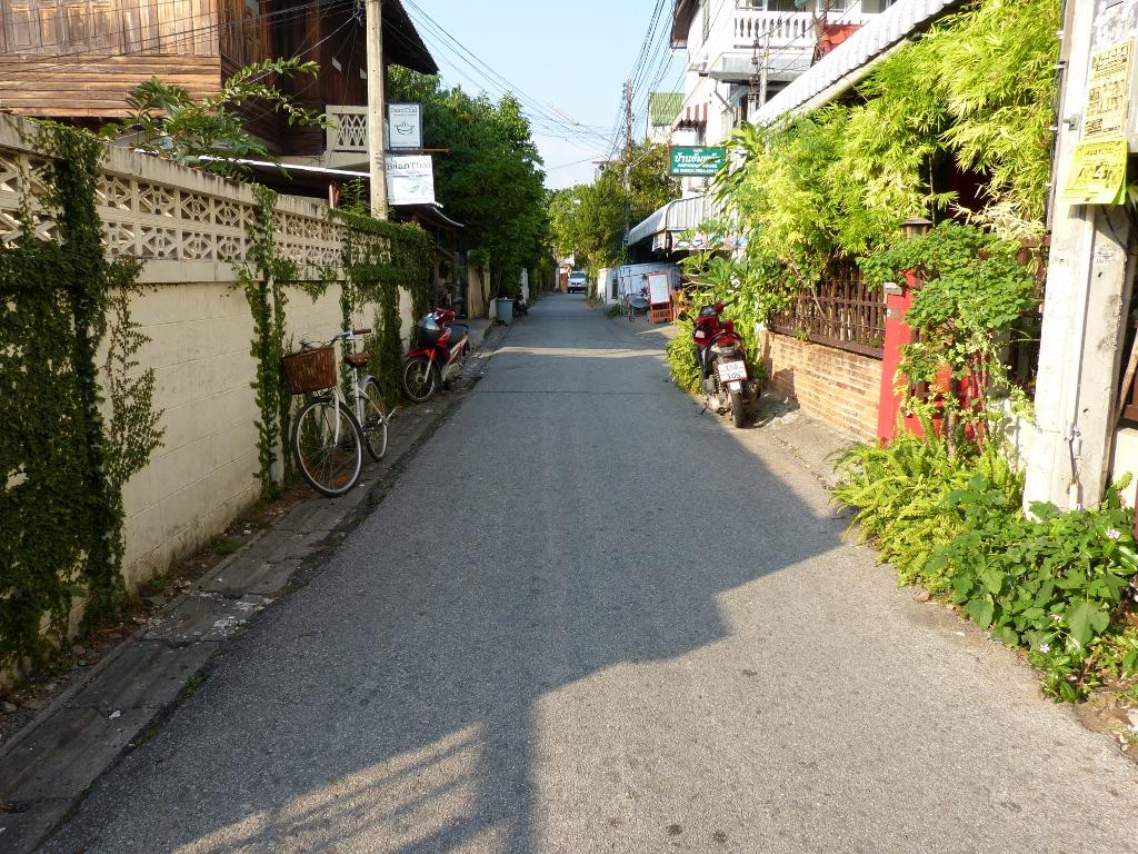 Chiang Mai kuja