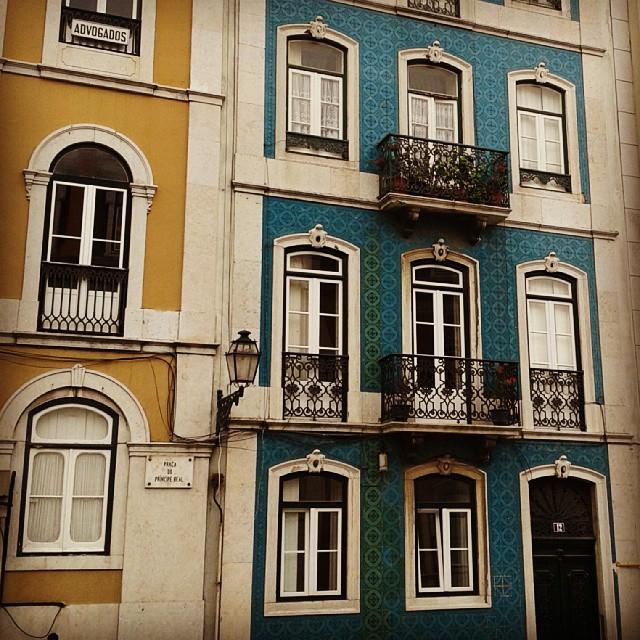Lissabon talo