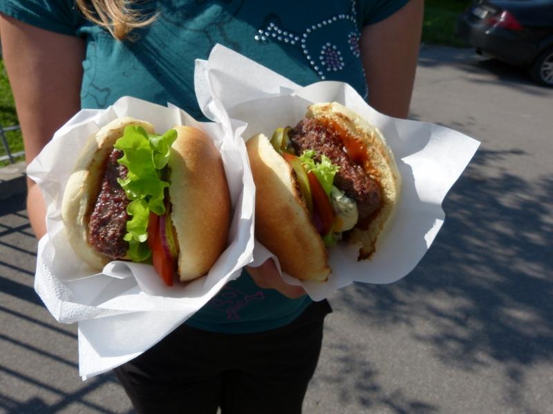 Vesiväräva burgerit Tallinna