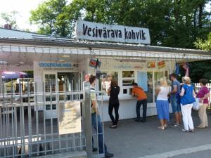 Vesivärava Grill Tallinna