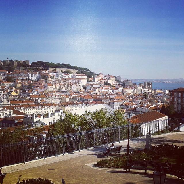 Lissabon näköala