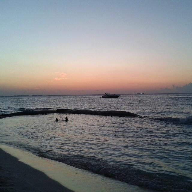 Auringonlasku Isla Mujeres