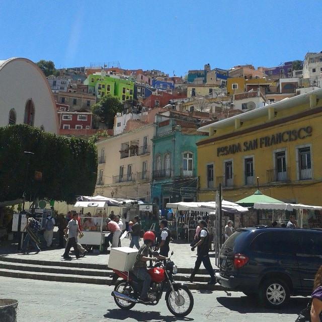 Guanajuato Meksiko