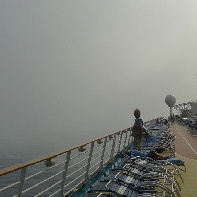 Atlantin ylitys risteily
