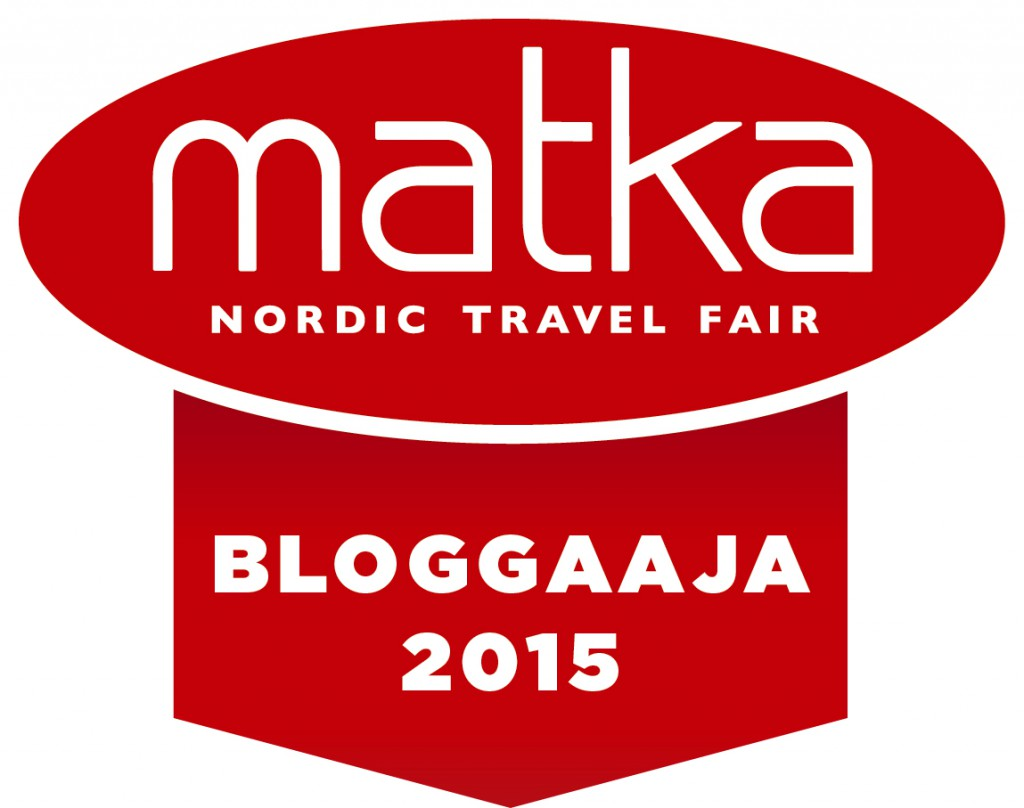 Matkamessut 2015 - bloggaaja
