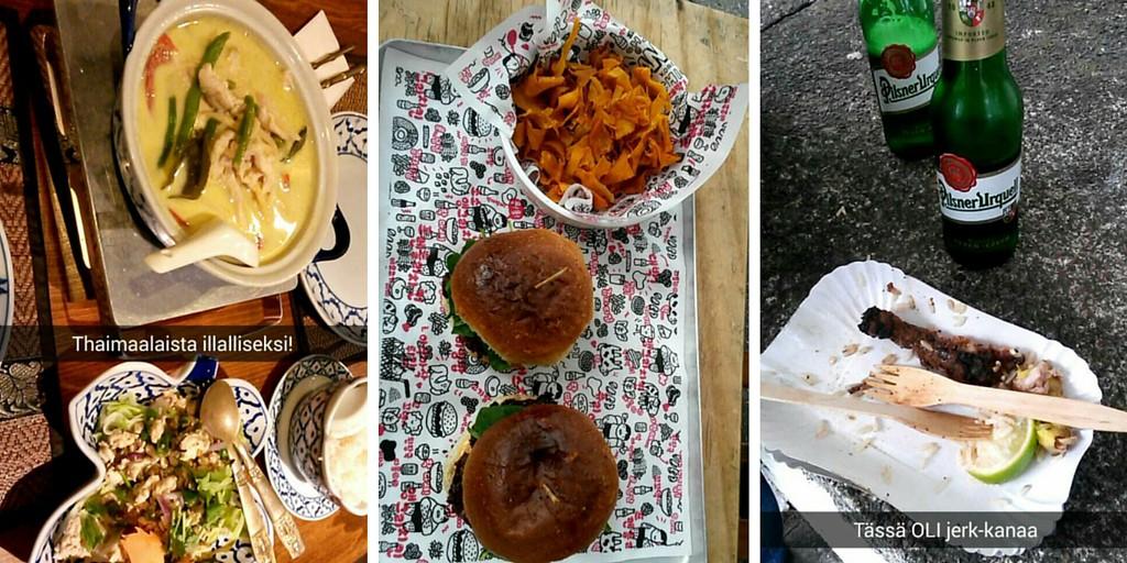 Ruokaa Berliinissä