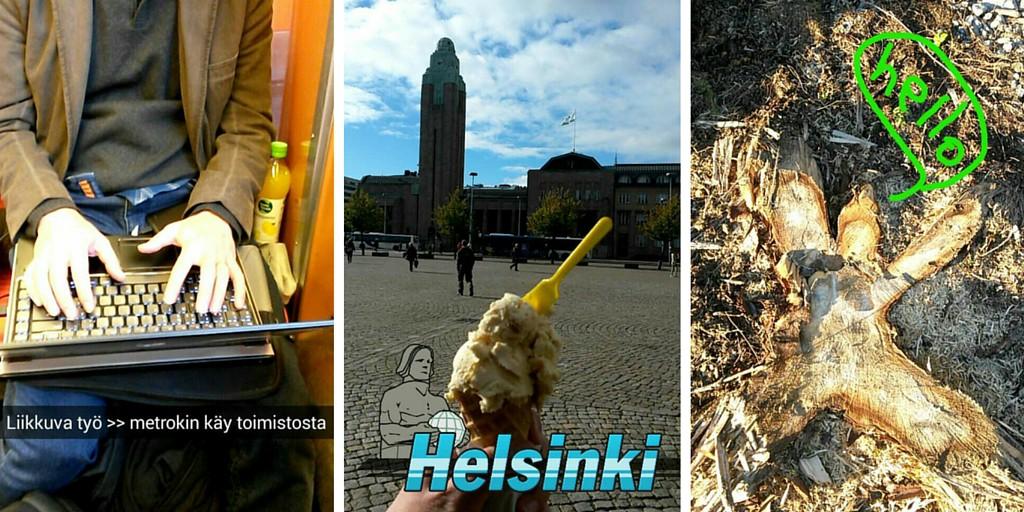 Snappeja: Suomessa