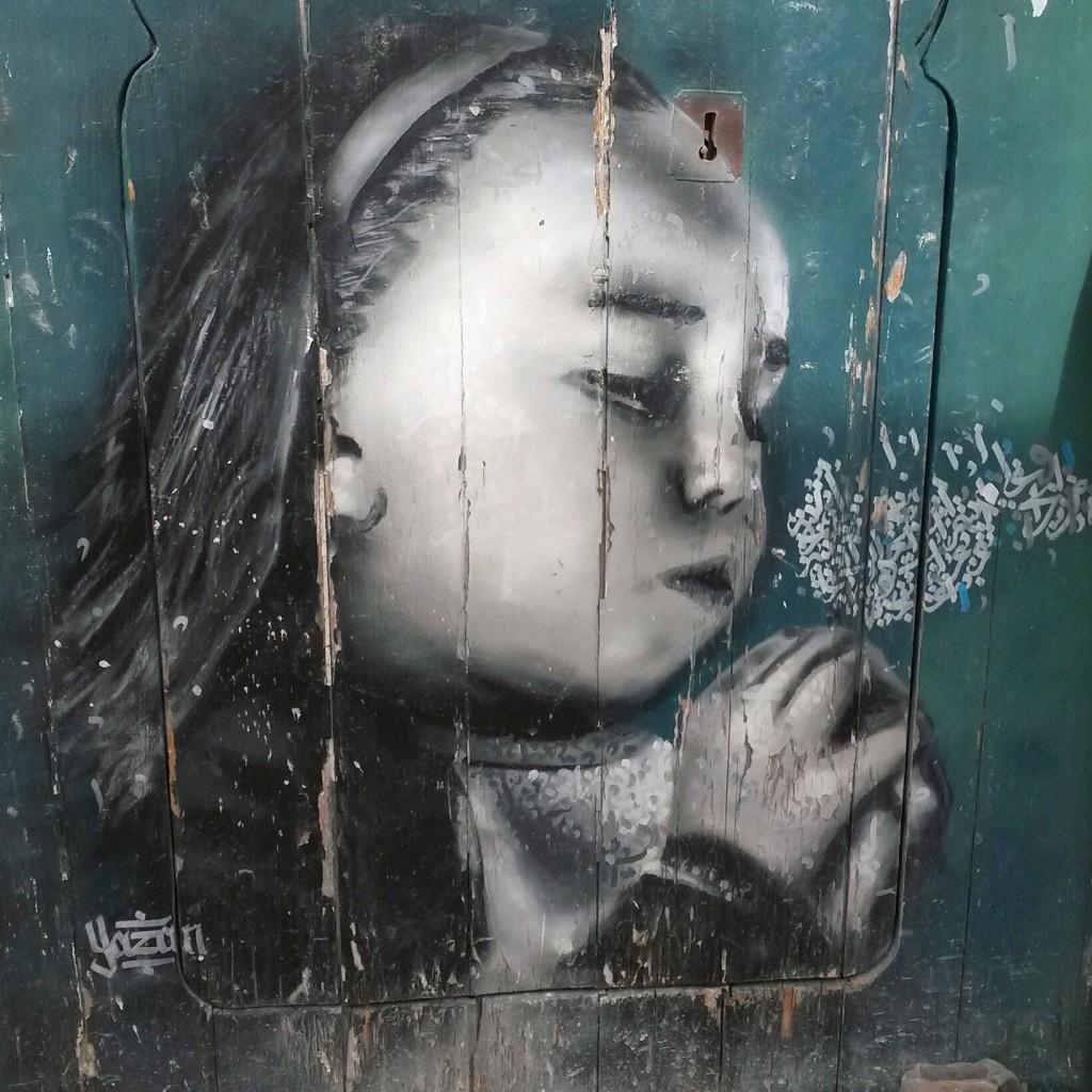 Djerbahood, Djerba, Tunisia