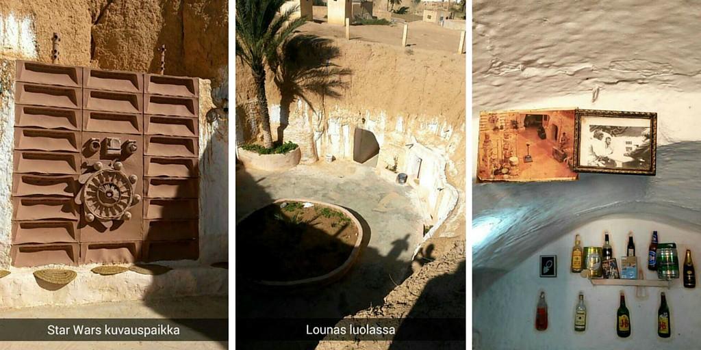 Star Wars kuvauspaikkoja Tunisiassa