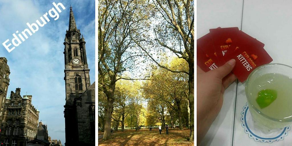 Tämä viikko 106: Edinburgh, Lontoo ja Tunisia