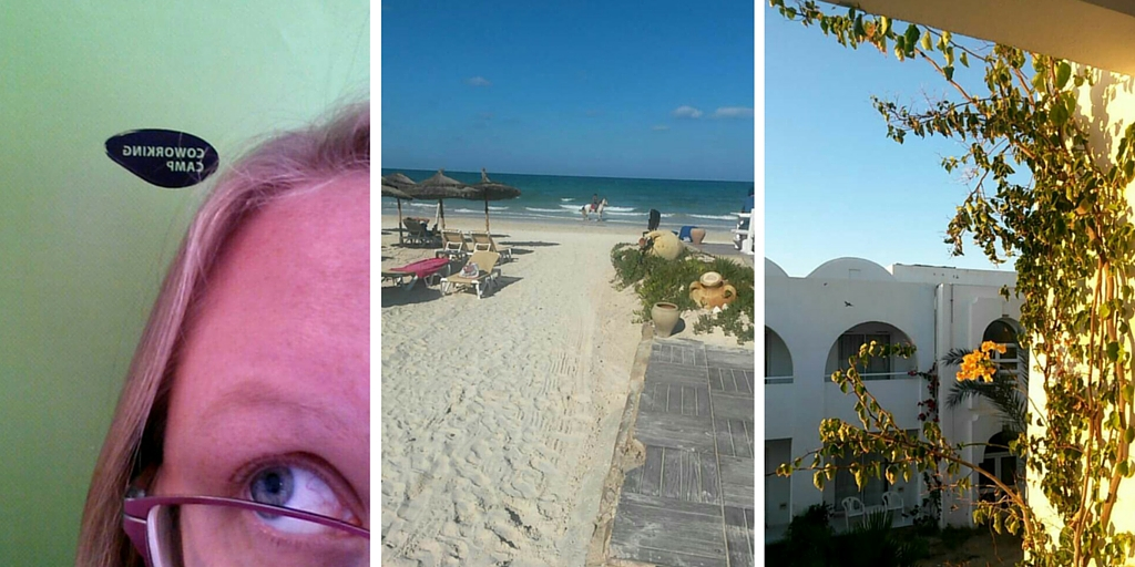 Tämä viikko 107: Coworking Camp Tunisia