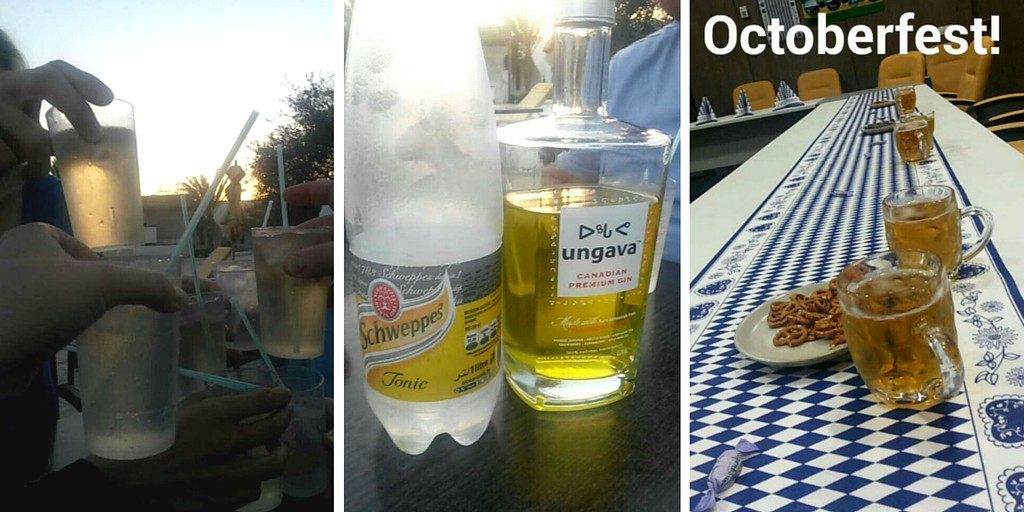 Juomia Tunisiassa