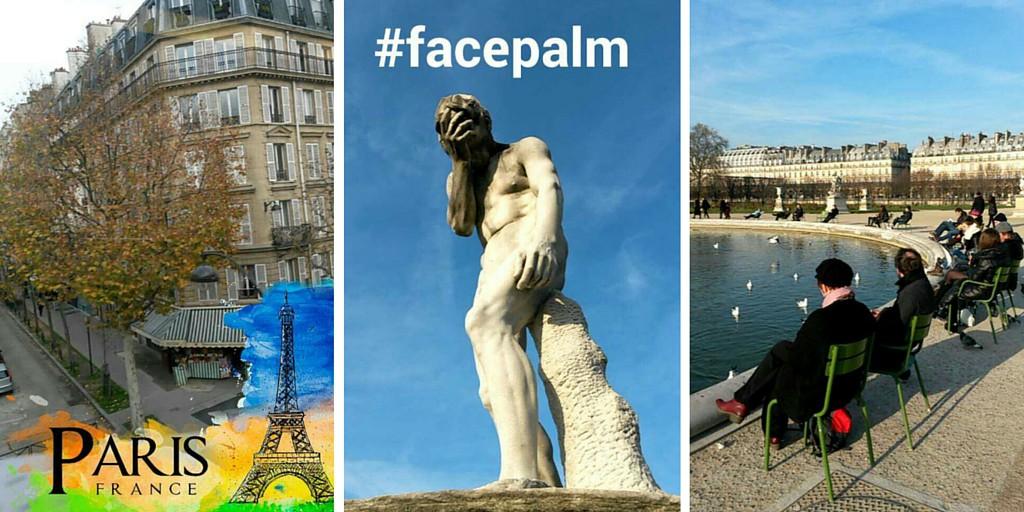 Uutta ja vanhaa Pariisissa
