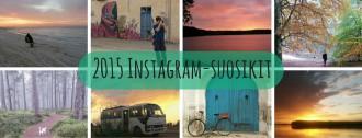 Tykätyimmät Instagram-kuvamme vuodelta 2015
