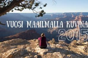 2015 – vuosi maailmalla kuvina