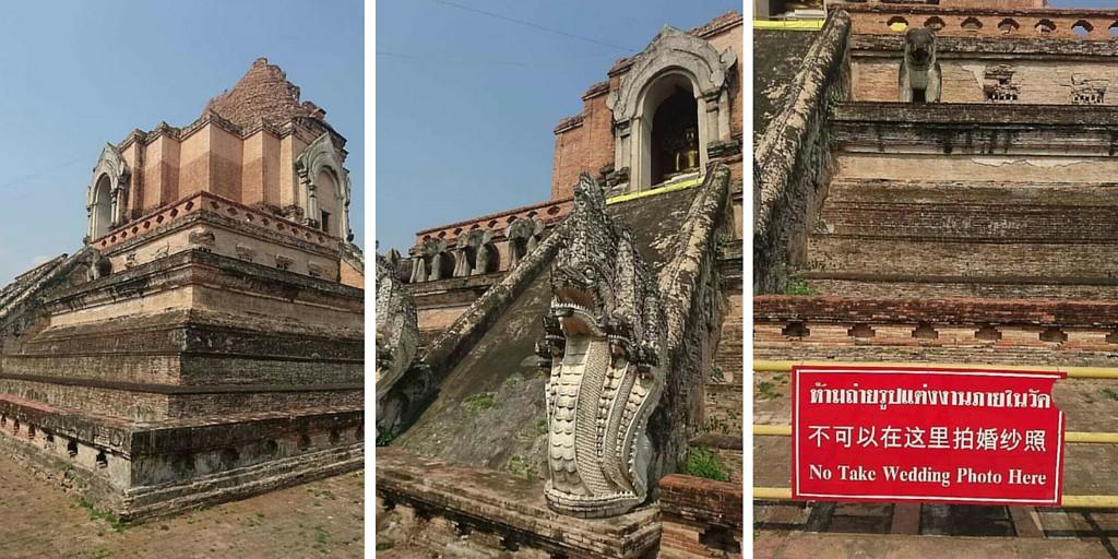 Buddhalaistemppeleitä Chiang Maissa