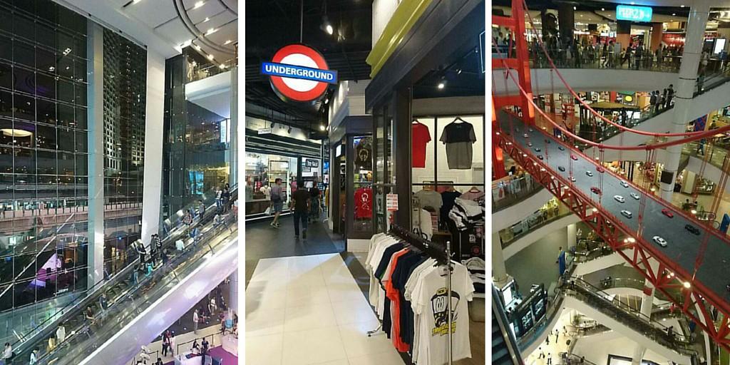 Ostareita Bangkokissa