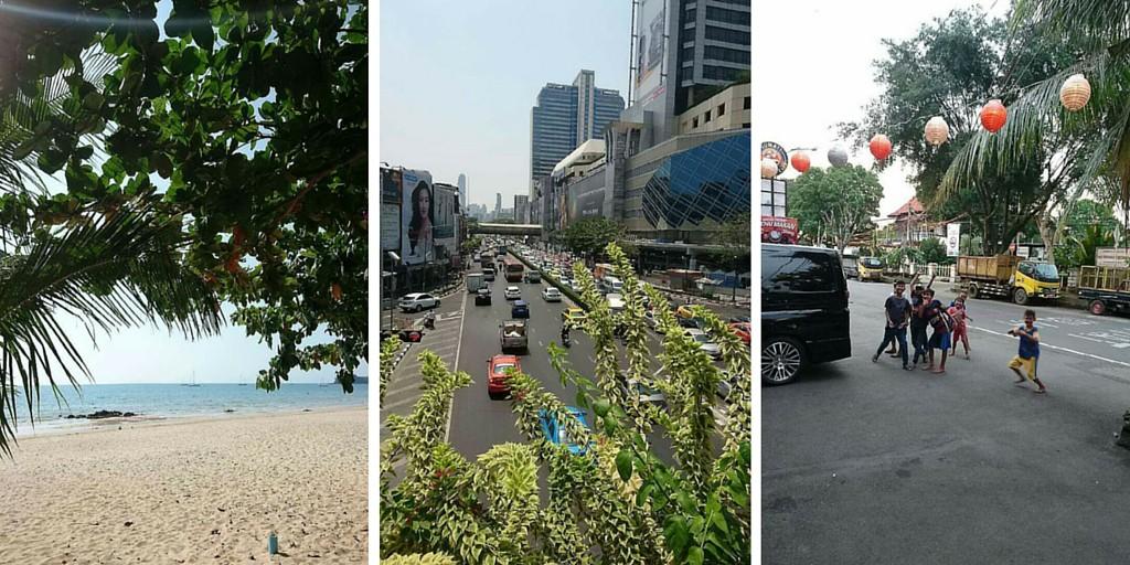 Tämä viikko 124-125: Koh Lanta, Bangkok ja Bogor