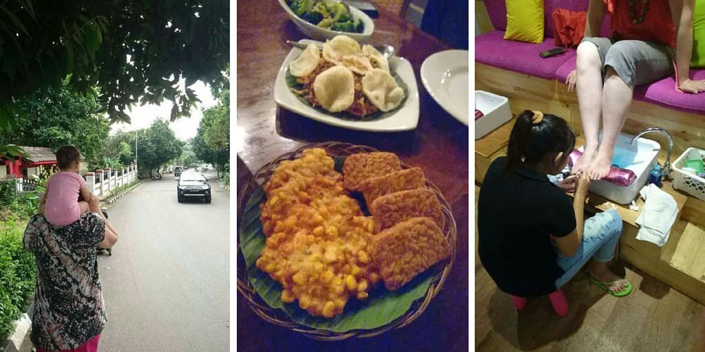Arkea ja eloa Indonesiassa