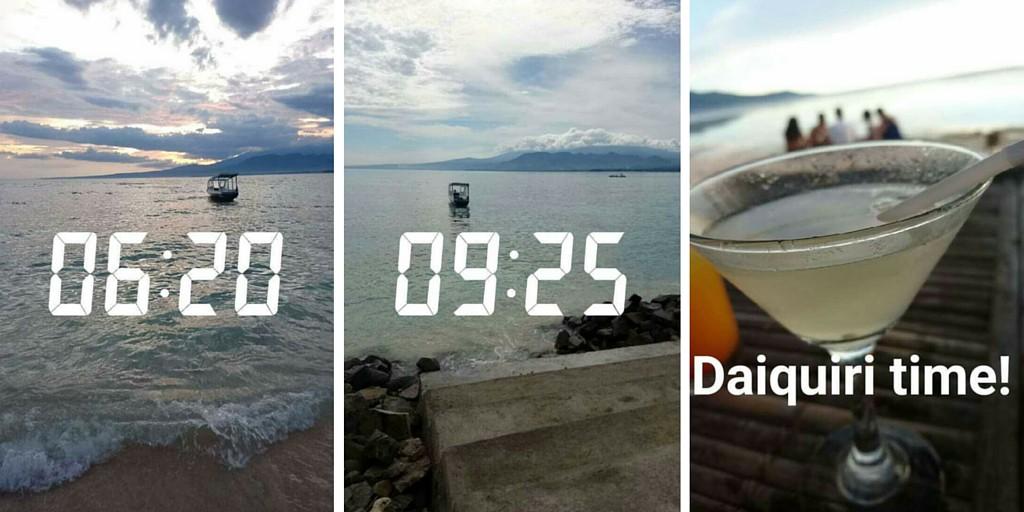 Mikä aika nyt on?