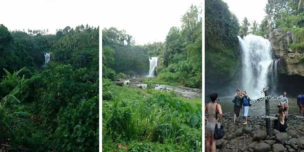 Vesiputous Ubudissa