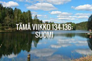 Tämä viikko 134-136: Suomi