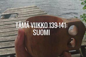 Tämä viikko 139-141: Suomi