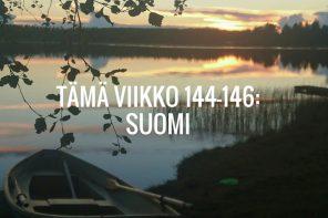 Tämä viikko 144-146: Suomi