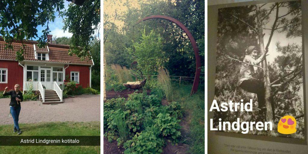 Astrid Lindgrenin Nääs