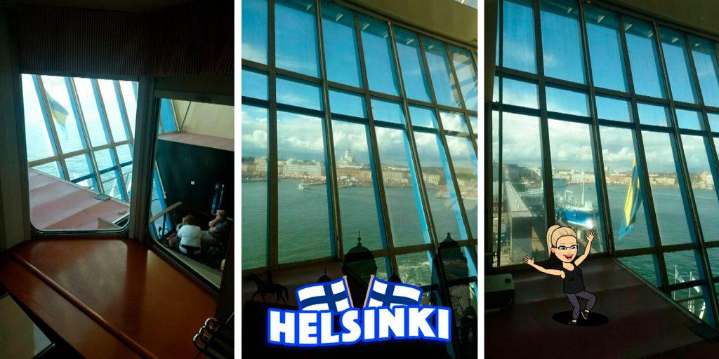 Laivalla Tukholmaan